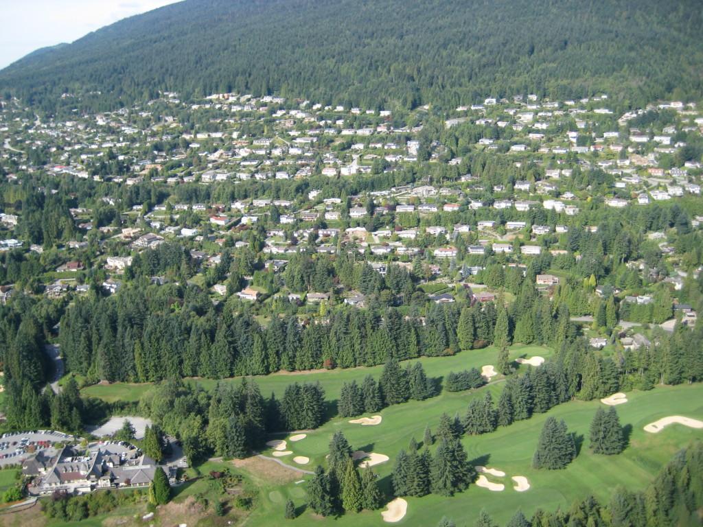 High carbon suburbia.